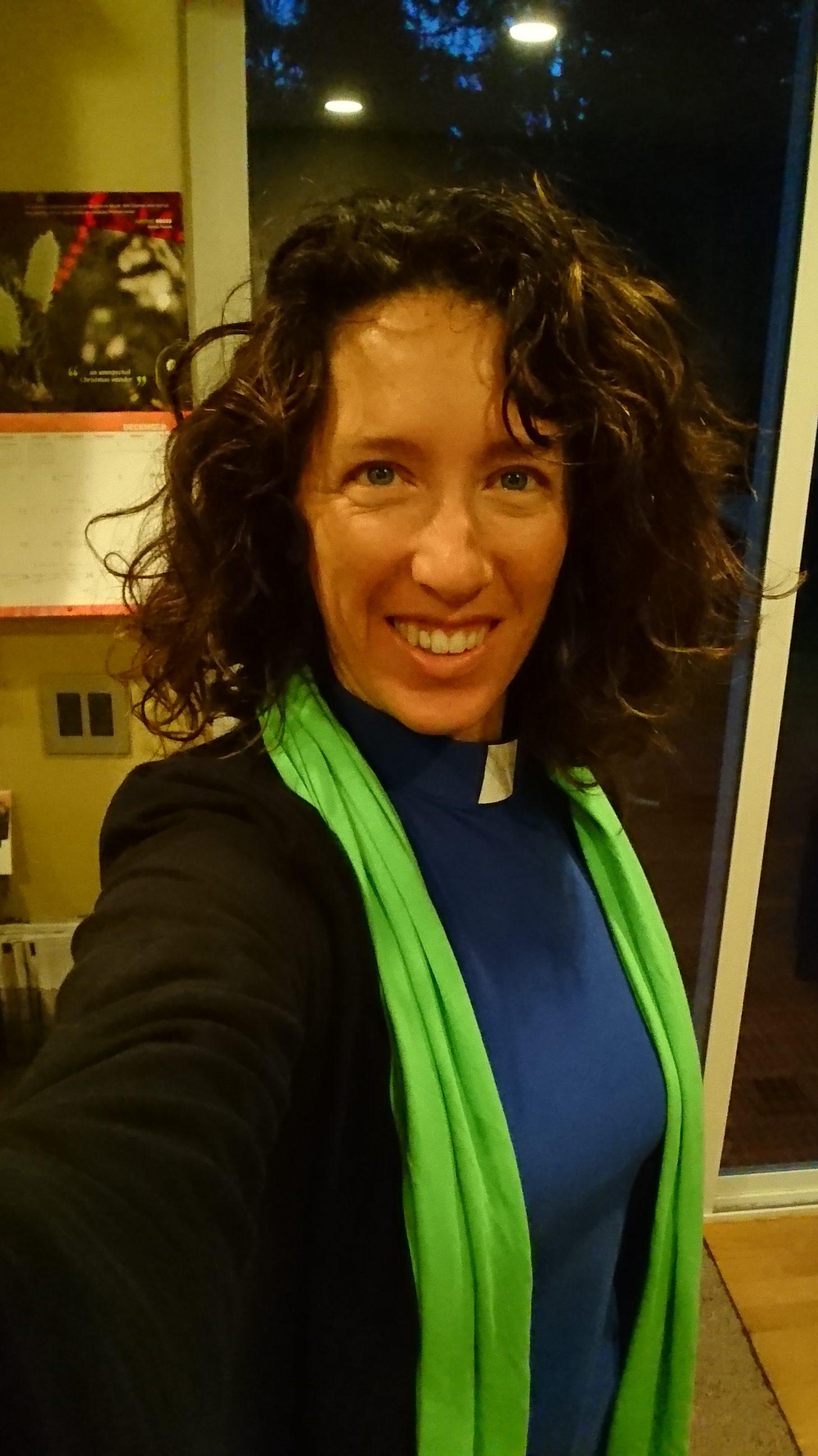Pastor Anja